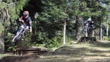 Skilift Sägenhof - Bikepark